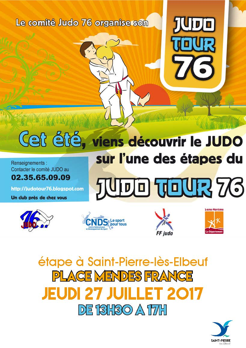 judo tour 76 saint pierre l s elbeuf. Black Bedroom Furniture Sets. Home Design Ideas